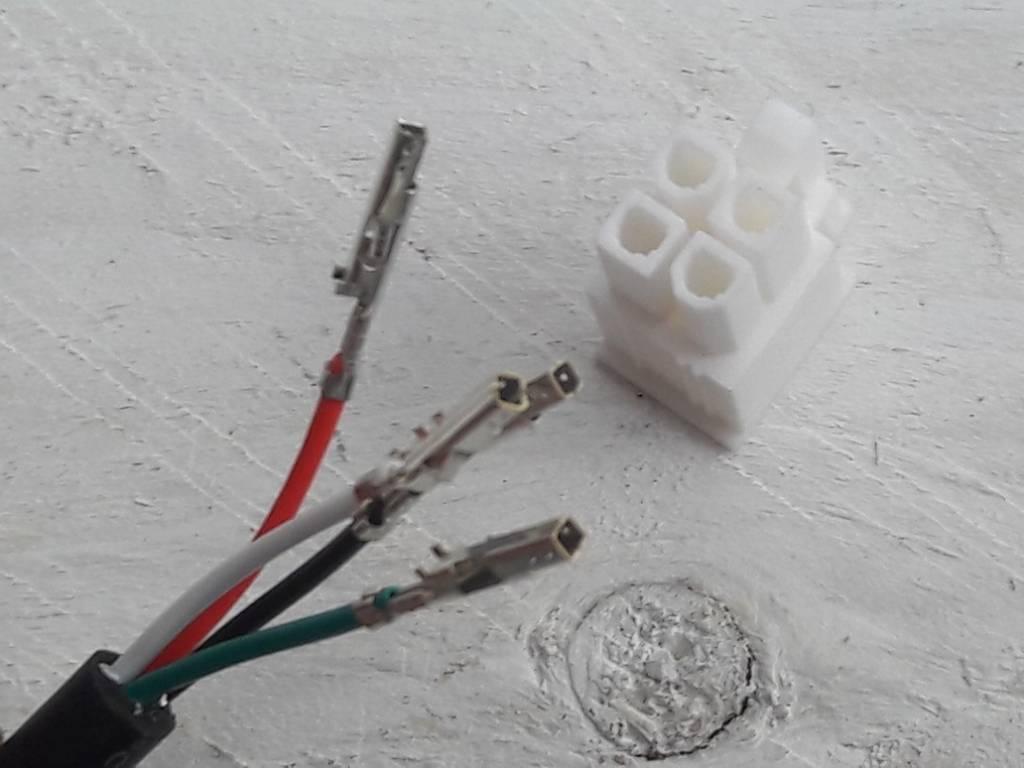 ELE291, DisplayKabel Multicycle Electro MC HES en QMS