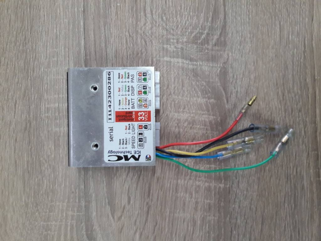 ELE222 IDB (controller) voor MC - HES- TX - 33v