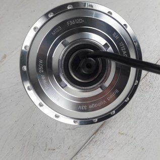 DAPU Voornaaf DAPU motor M123FS, 33volt kabel 9 polig