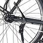 Zijstandaard montage rechter kant van fiets