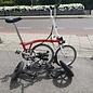 &Parts JP0012 Zijwielen voor Bromton vouwfiets