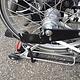 JP0012 Afneembare zijwielen voor Bromton vouwfiets