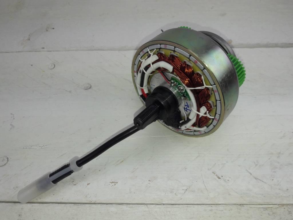 DP-GS36-M123FS; Binnenwerk DAPU motor M123FS, 33+36 volt