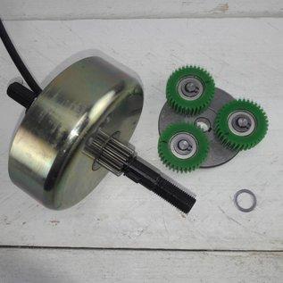 DAPU Binnenwerk DAPU motor M123FS, 36 volt