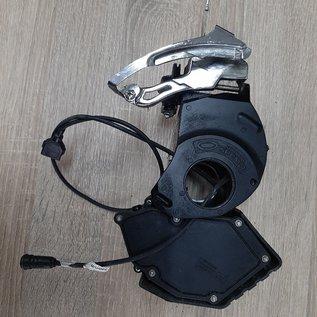 Shimano FC-C810 Voorderailleur met besturingsunit (gebruikt)