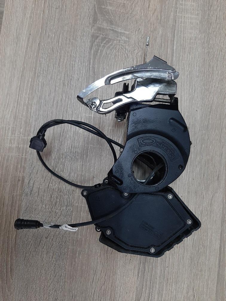 FD-C810 Voorderailleur met besturingsunit (gebruikt)