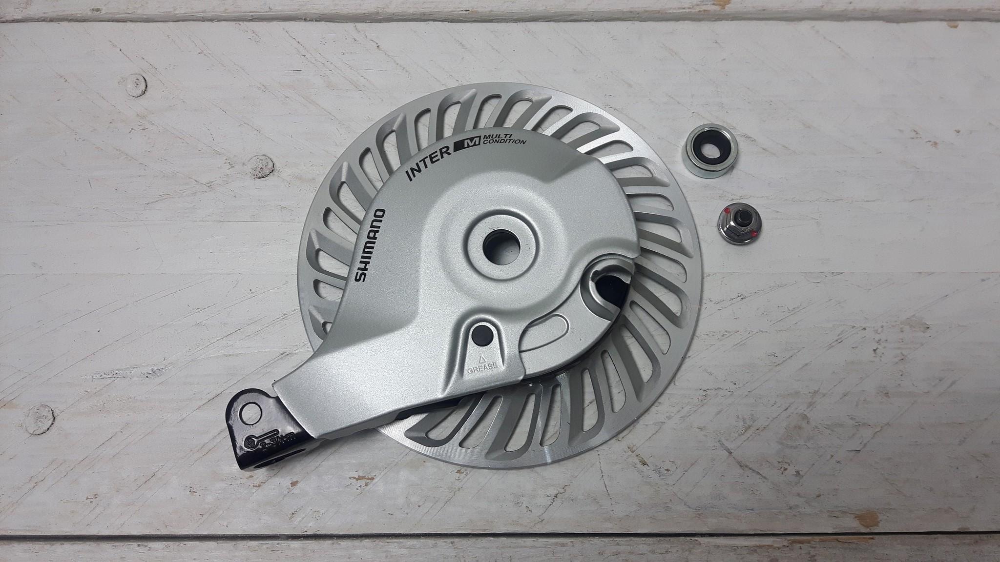 REMBR-C6000-R / Rollerbrake achter BR-IM80-R