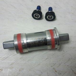 TRAPAS kogelgelagerd 113,5 mm aluminium cups