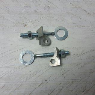 Kettingspanner set Multicycle (links en rechts)
