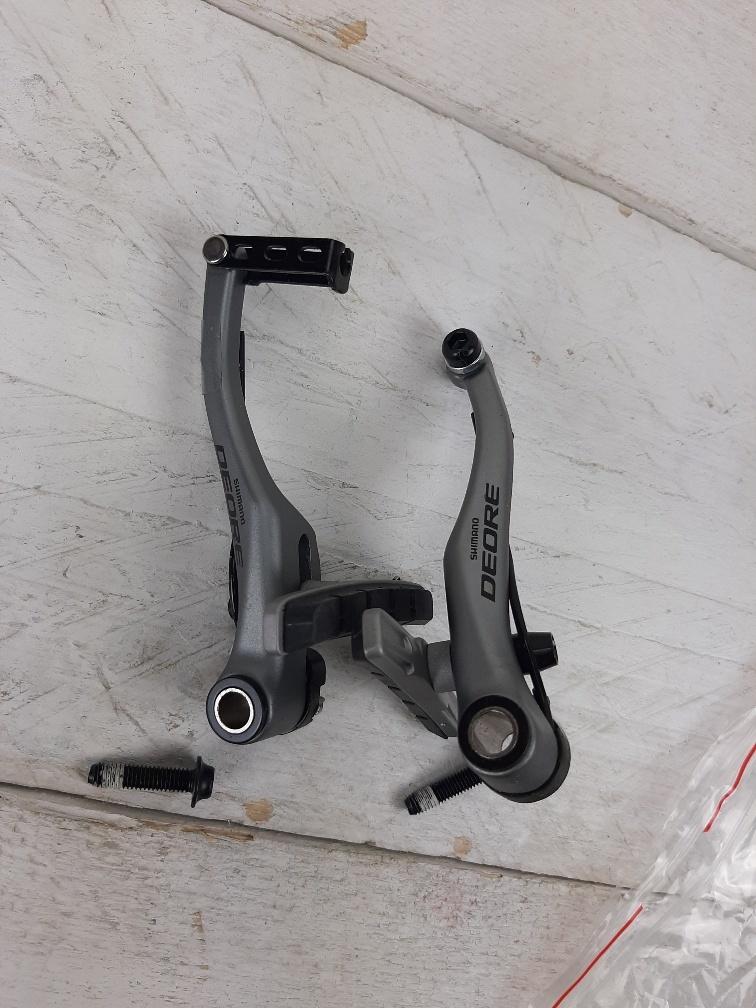 REM: V-brake SHIMANO DEORE BR-T610
