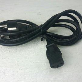Kabel 220V recht → C13 lengte180cm