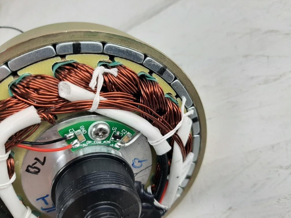 DP-SM-M123 Speedsensor; Snelheidsensor voor DAPU motor M123FS