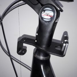&Parts JP1072 AHS Beugel voor Thule / Yepp mini voor 1 1/2 balhoofdstel (Cannondale)