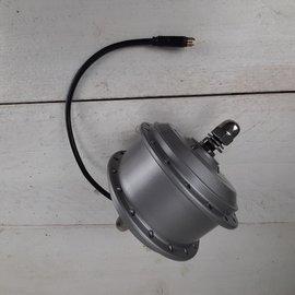DAPU Voornaaf DAPU motor M123F VB, 36volt kabel 8 polig, kabel rechts,
