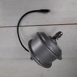 DAPU Voornaaf DAPU motor M123F VB, 36volt kabel 9 polig, kabel rechts,