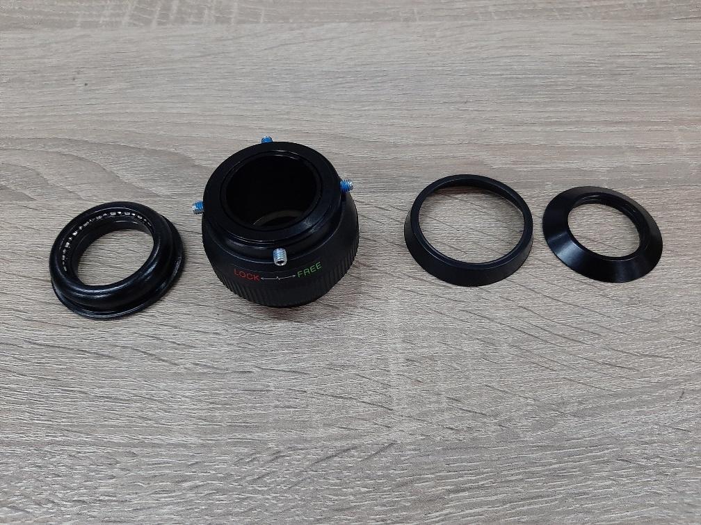 JP2161 Balhoofdstelvergrendeling AHS 28,6(vork), 44mm(frame)