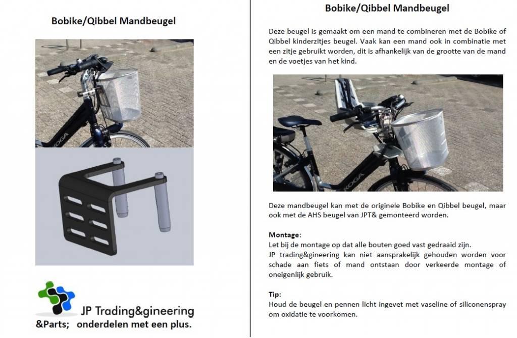 Mand adaptor voor Bobike/Qibbel