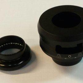 JP2150 Balhoofdstel met vergrendeling, AHS 28,6mm (1 1/8) inpers 34mm (in frame)