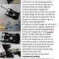 JP jp1050 Qibbel Air montage beugel voor AHS