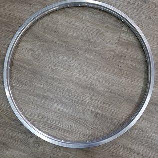 Velg Aluminium 26x1 3/8, 590mm 36gaats zilver