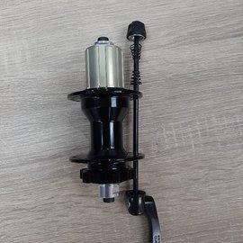 ANA1248: Naaf 48 spaaks voor 8,9of10 speed 135 mm schijfrem