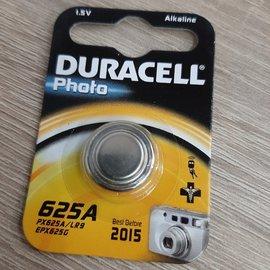 Batterij Duracell 625A