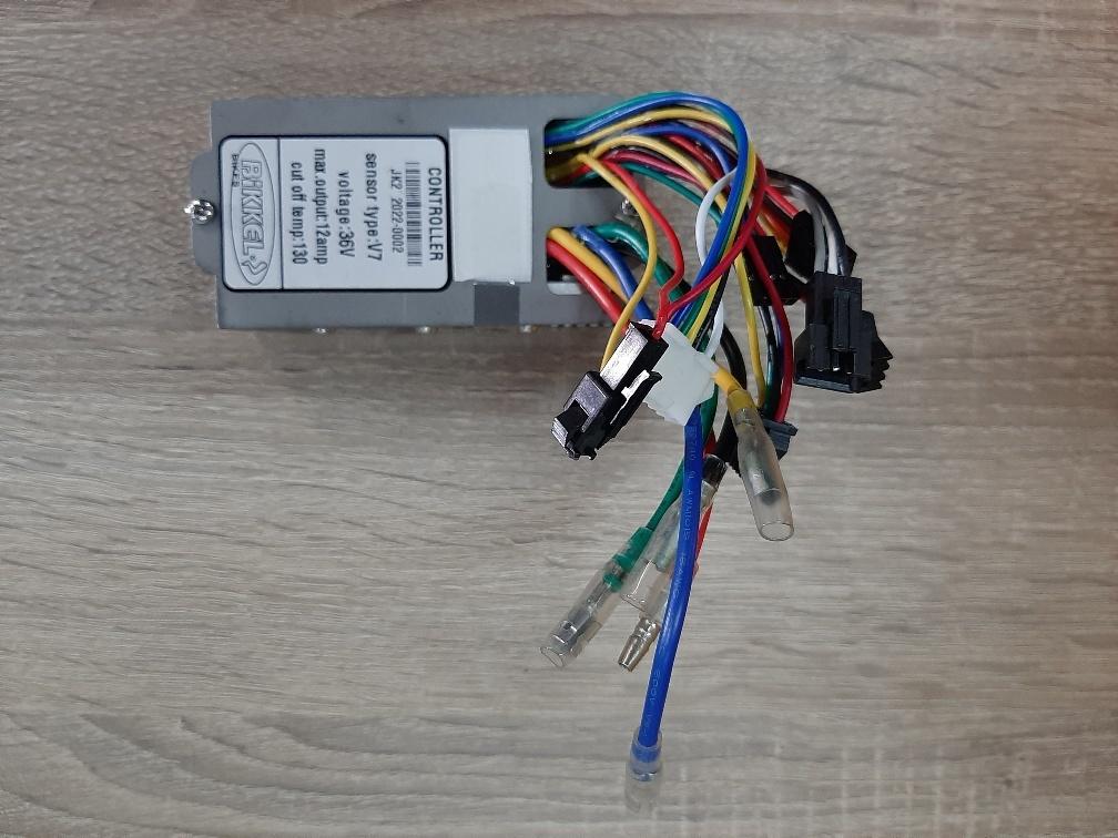 DP-CU-JK2; Dapu controller JK2, V7 36volt