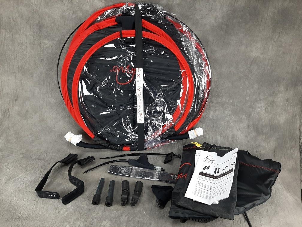 JP9110; Dryve regentent voor gewone fiets