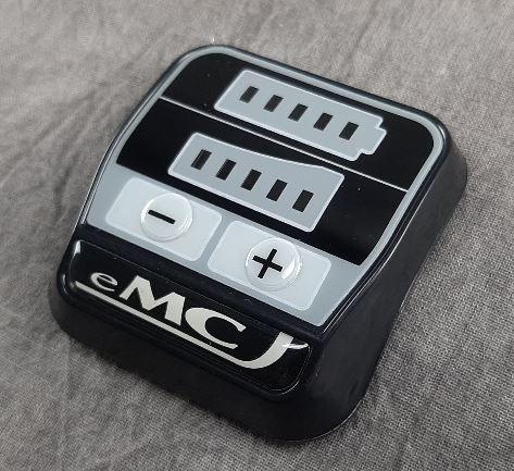 ELE014K; Afdekplaat display Smart electro