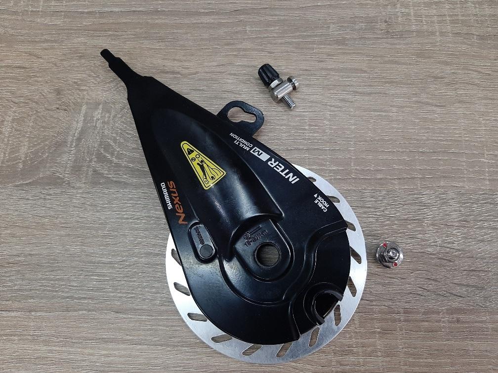 REM-BR-C3000-F; Rollerbrake voor