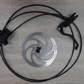 REM710R: Bengal schijfrem Ares7+ 2,6m kabel inkl shijf en adaptor
