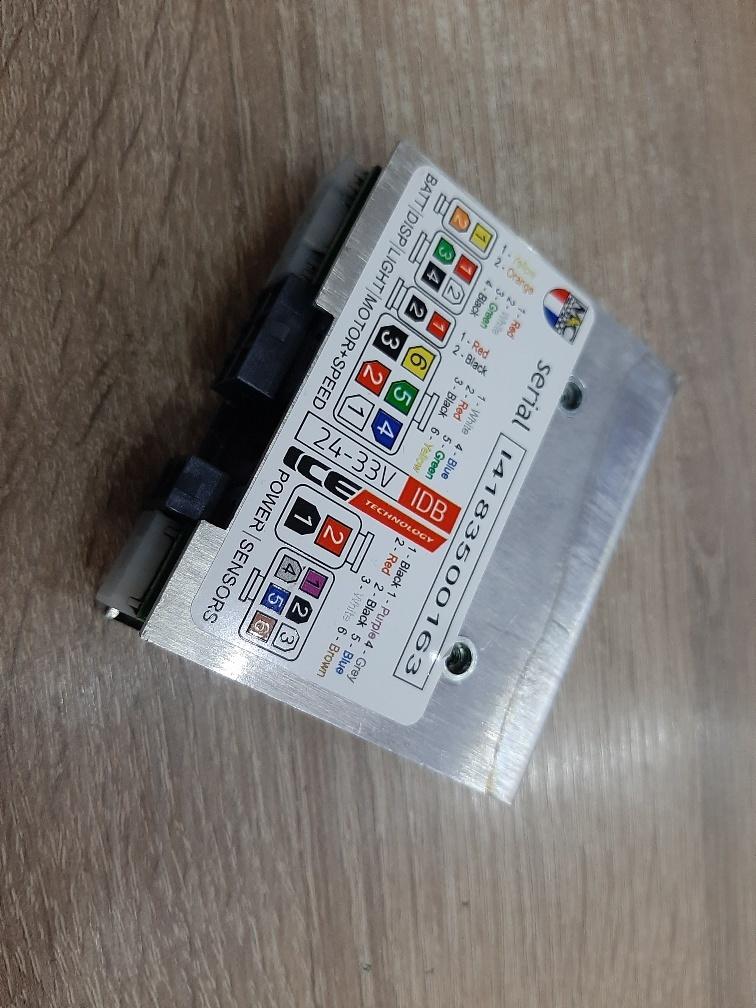 ELE228 controller HES-QQS 33volt