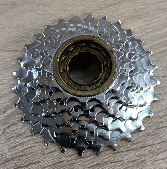 CAS freewheel 7sp 13-28