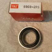 Electromotor TX 33 Volt rechts 10cm kabel 1x 3 polige stekker