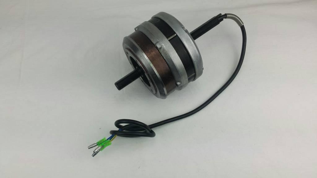 TX-MOT24ROL50; Electromotor TX24 Volt links voor rollerbrake