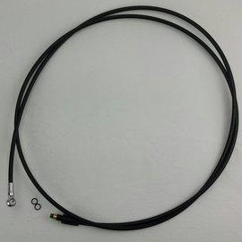 REM500 Schijfremkabel met Banjo 180cm