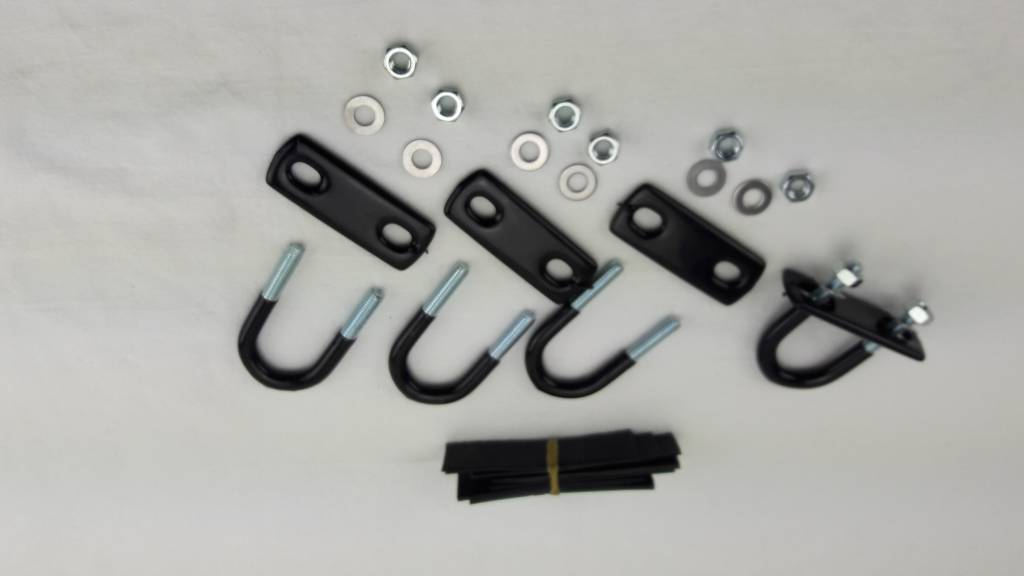 JP0021 Beugels voor zijwielen montage