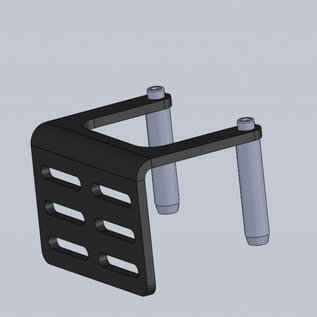 &Parts Mand adaptor voor Bobike/Qibbel