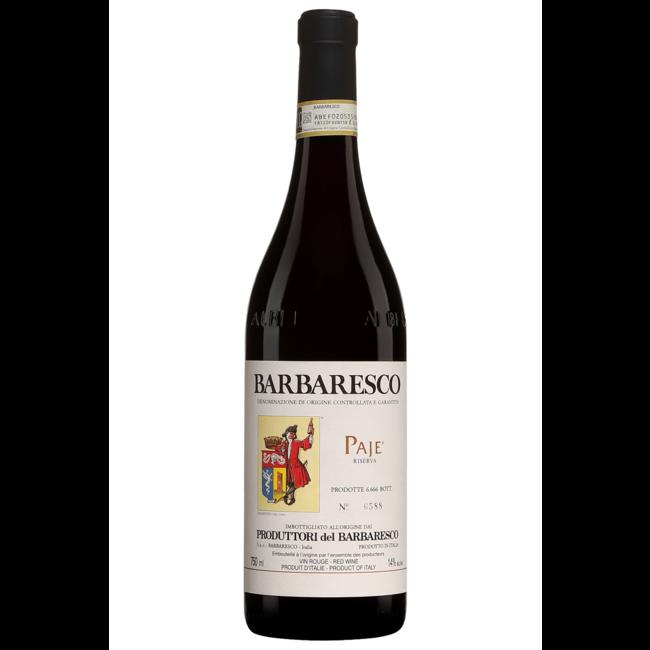 Produttori del Barbaresco - Barbaresco Riserva ' Paje´ ' 2014