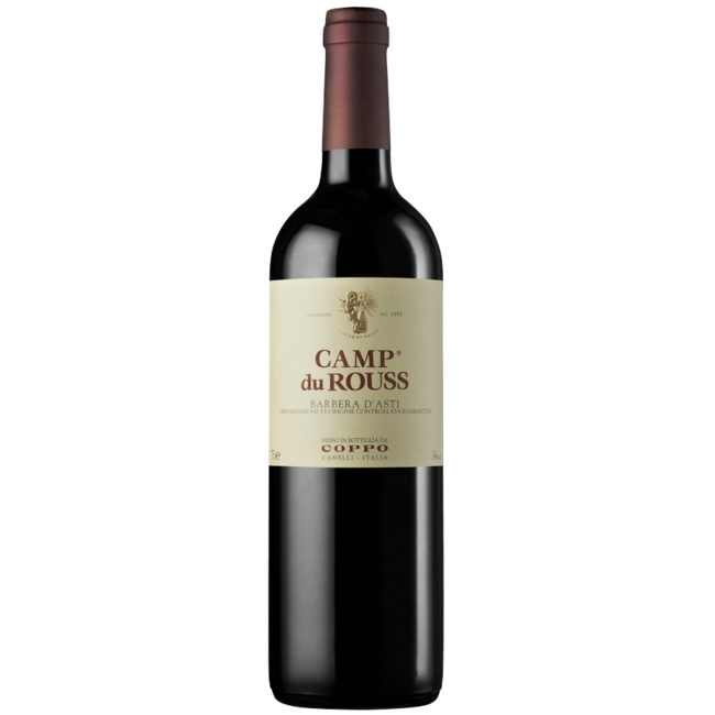 Coppo - Camp du Rouss Barbera D'Asti 2012
