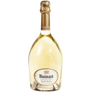 Ruinart Blanc de Blancs Champagne Demi