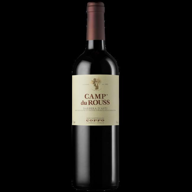 Coppo - Camp du Rouss Barbera D'Asti 2017  37.5cl