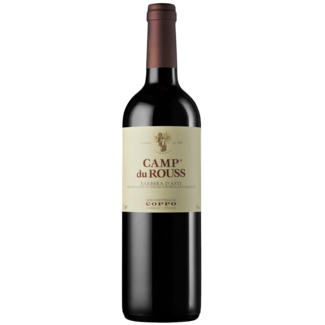Coppo Camp du Rouss Barbera D'Asti 2018