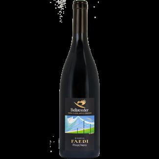 Cantina Bellaveder Pinot Nero Faedi Riserva 2017