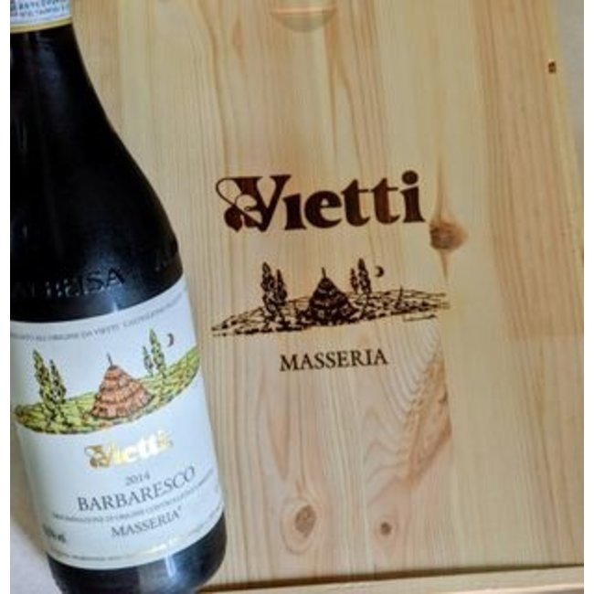 Vietti - Barbaresco Masseria 2017 ( 6 flessen - OWC )