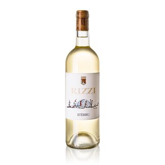 Stërbu Vina Bianco ( unfiltered ) 2019