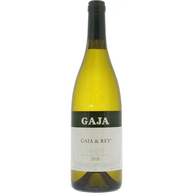 Gaja - Langhe Chardonnay Gaia & Rey 2018  ( 6 flessen - OWC )