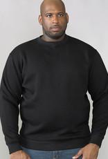 Rockford SWEATER Set-In 'Sweat' zwart