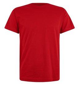 Logostar T-SHIRT basic ronde hals rood