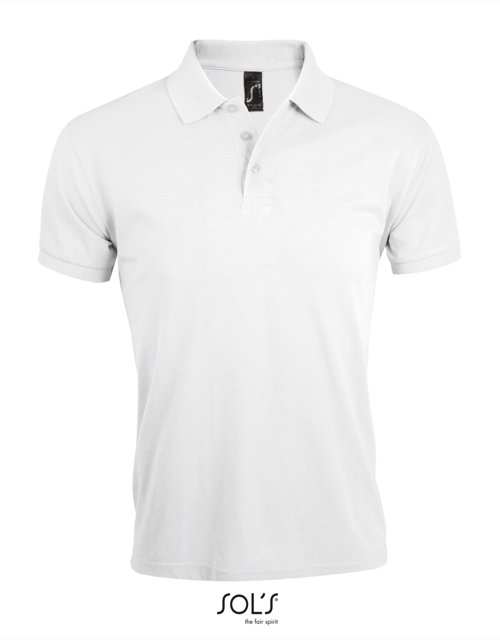 Sol's POLOSHIRT 'Prime' wit